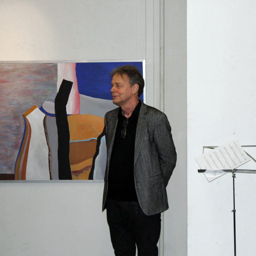 29. Januar Abschiedsausstellung im Kunstfoyer der PD HD